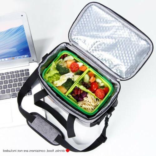 Lifewit 9L Box Bento Bag for Women