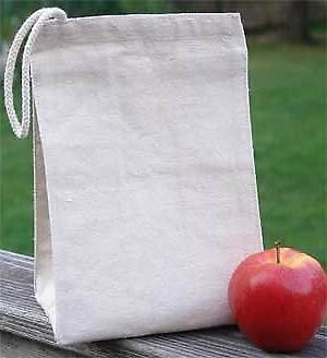 Eco-Bags Products Organic Cotton Lunch Bag