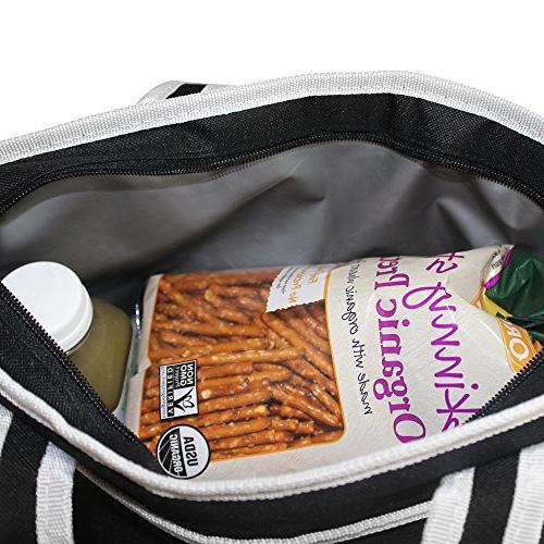 Hydracentials Insulated Lunch Bag 15