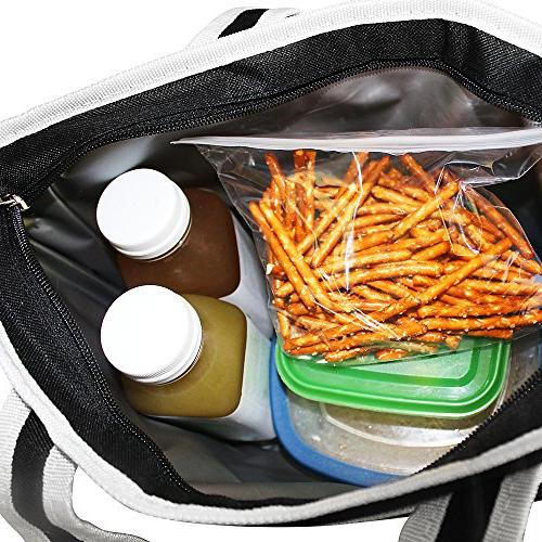 Hydracentials Lunch Bag For Women- x x 6