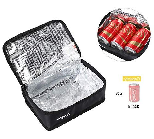 MIER Portable Cooler Bag for