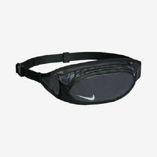 Nike Large WAISTPACK Pack Black 2 NWT