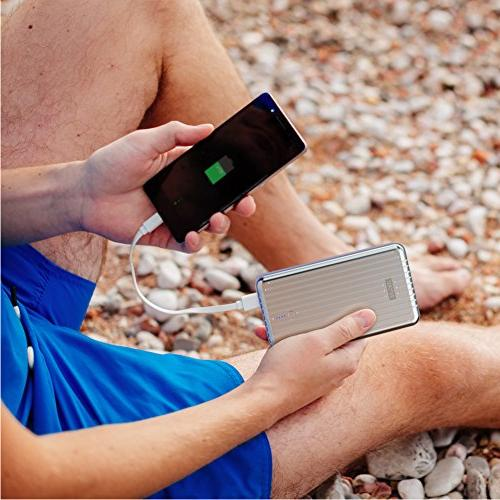 Zendure Portable Charger – External Battery for iPhone, iPad, Samsung Galaxy and Winner –