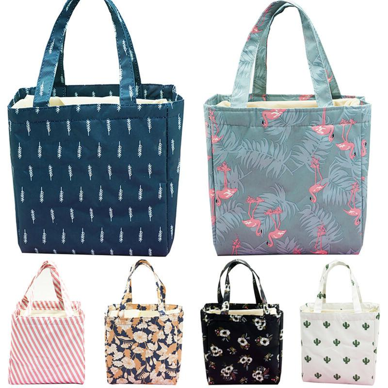 women s insulated lunch bag travel tote