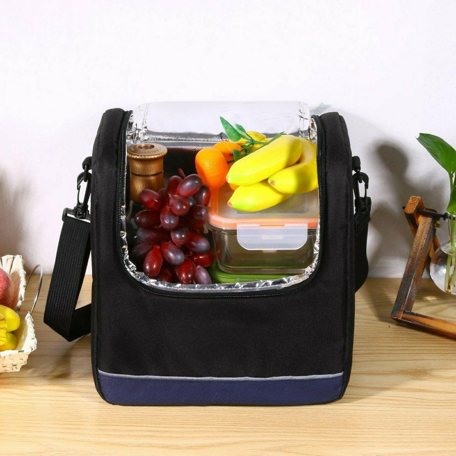 Adult Large Insulated Lunch Bag for Kids Work,Larger Lunch Box Tote
