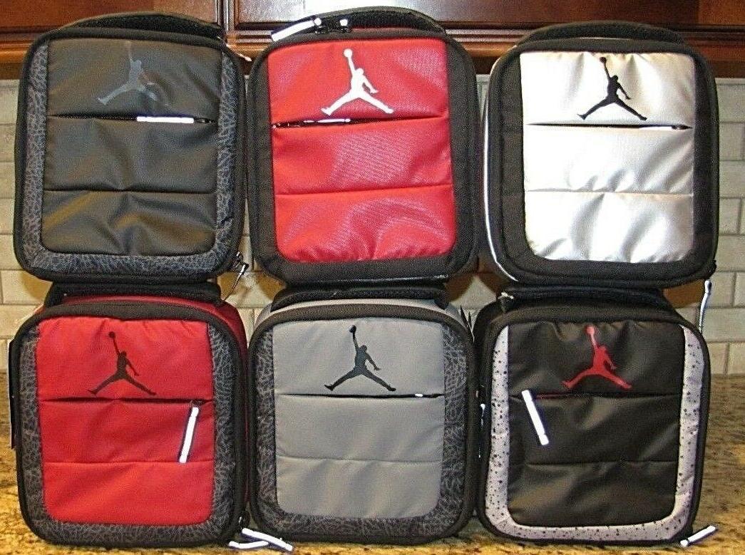 Air Box Bag Pivot Red Gray Silver