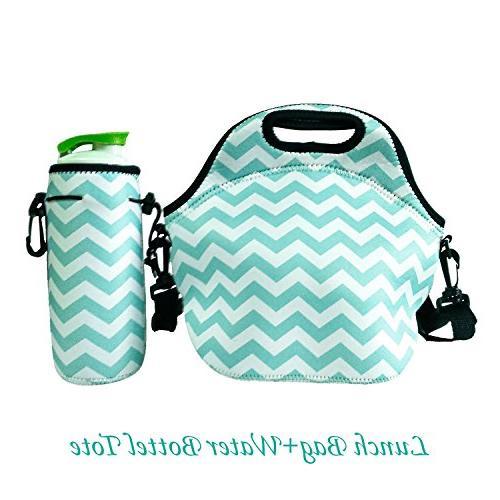 amerzam neoprene lunch bags lunch boxes waterproof outdoor t