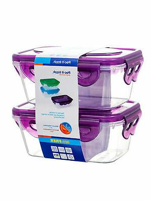 Frozen Anna Insulated Lunch w/ 2 Container Set