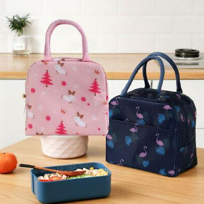 Children Kids Adult Bags Insulated Picnic Bags School Lunch Box
