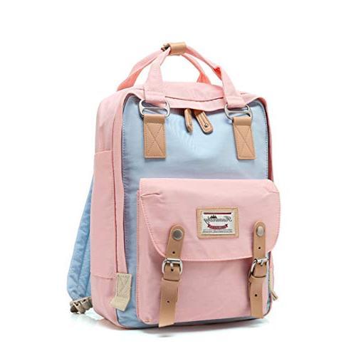 College Waterproof Backpack Teenage Backpacks Laptop Travel 11 15