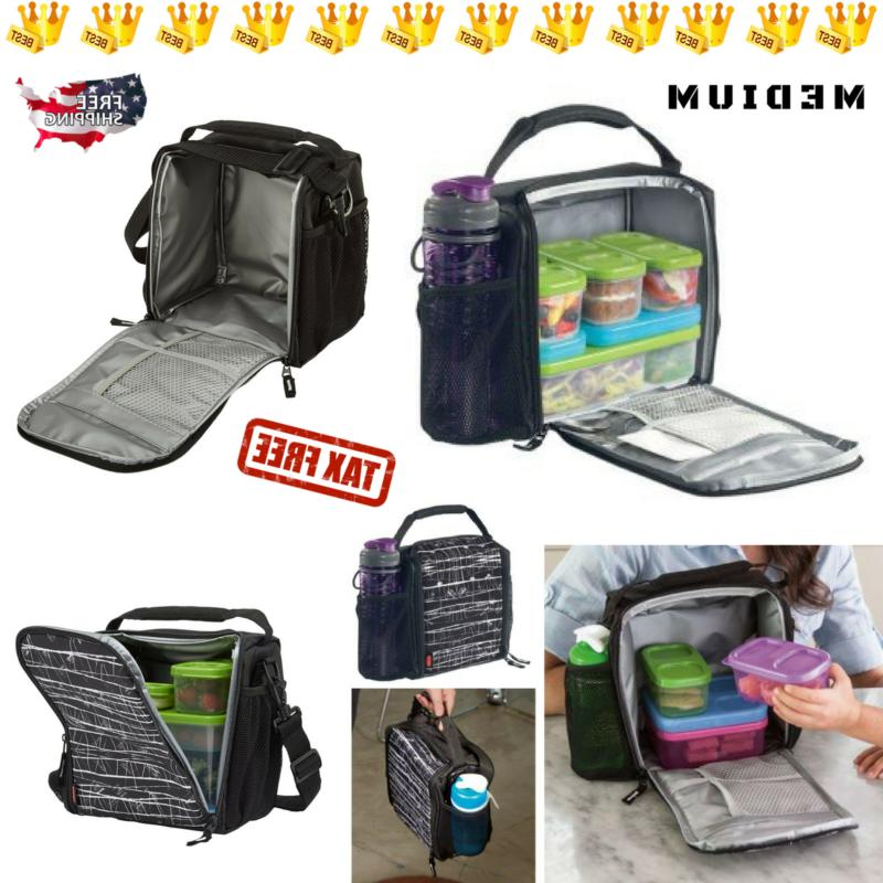 cooler insulated lunch bag food