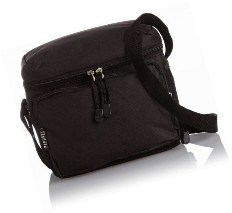 cooler lunch bag black one size