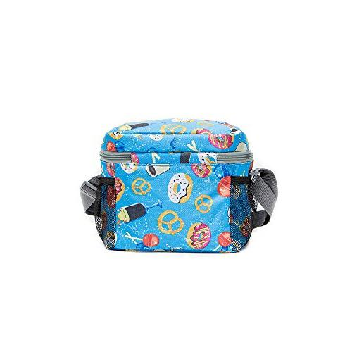 Everest Cooler/Lunch Travel Tote, Donuts, One Size