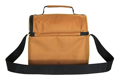 Carhartt Deluxe Insulated Cooler Carhartt Brown