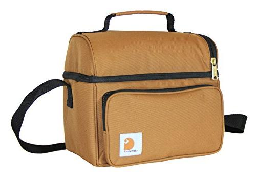Carhartt Deluxe Dual Compartment Insulated Lunch Carhartt