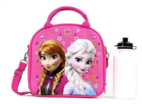 disney frozen lunch carry bag