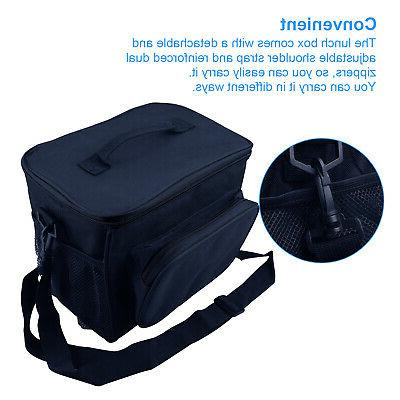 Insulated Lunch Bag Cooler For Women Men Kids Adults Lunch Box