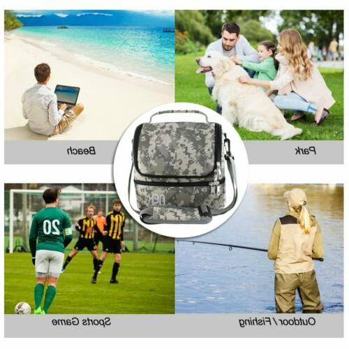 Nex Lunch Bag Cooler Carry Travel&Office Lunch