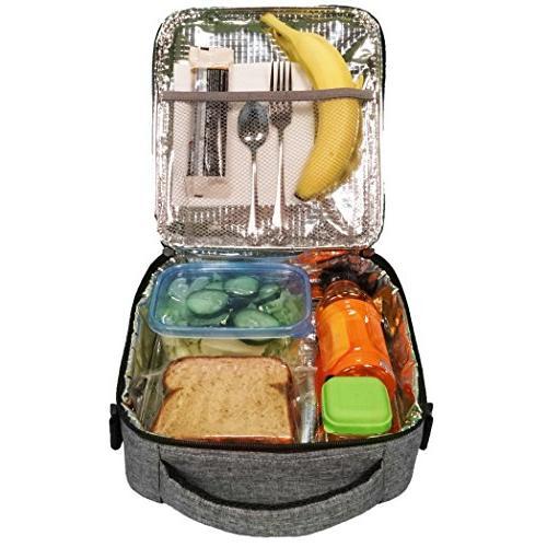 UPPER Lunch Cooler Larger Greater