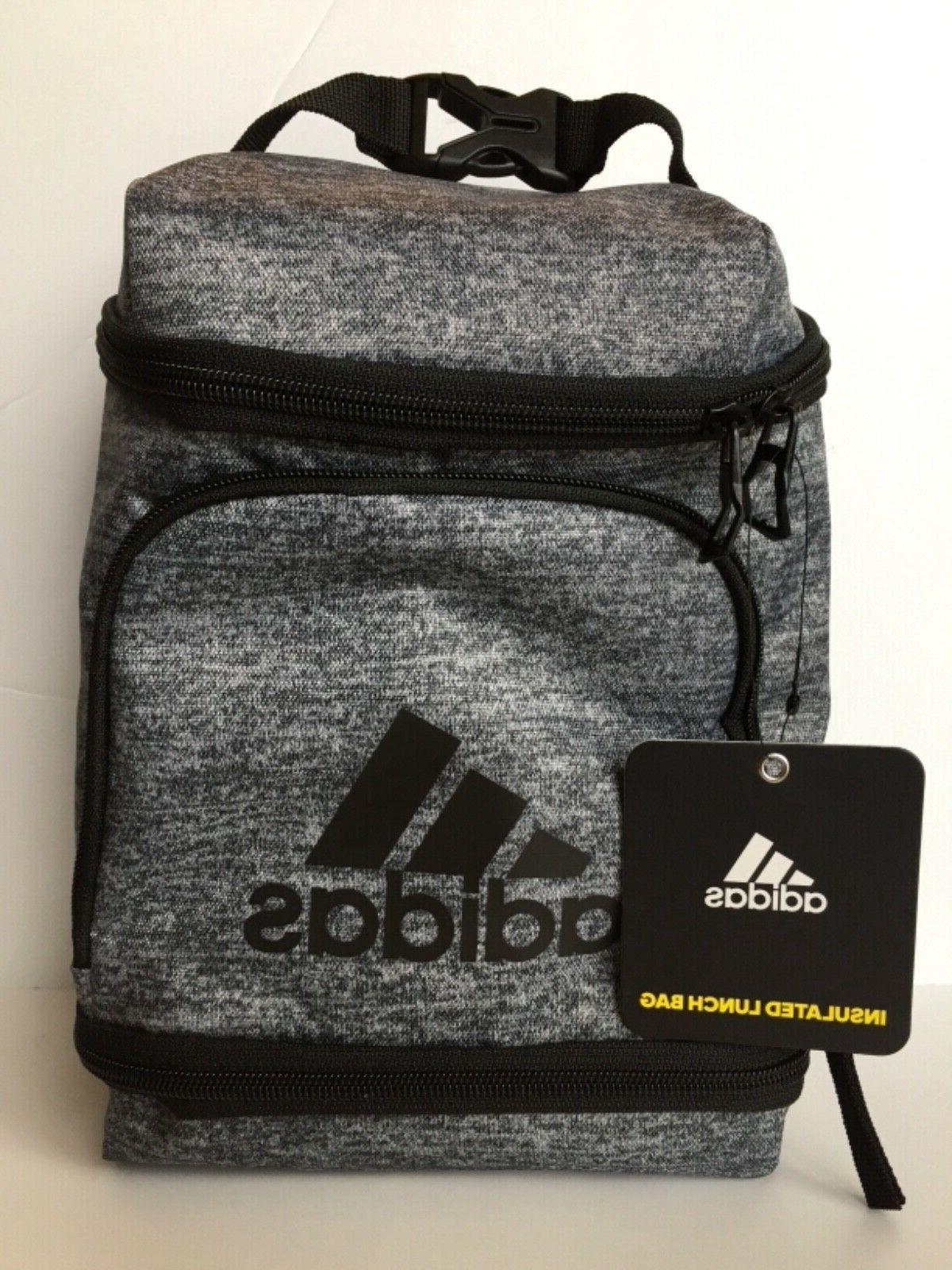 Adidas Excel Insulated Bag or Black