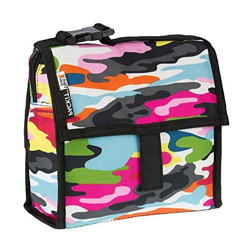 PackIt Freezable Mini Lunch Bag, Go Go
