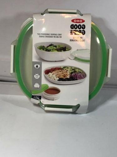 good grips leakproof go salad