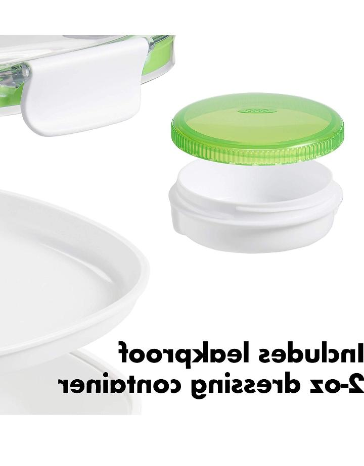 OXO Leakproof On-The-Go Salad Container
