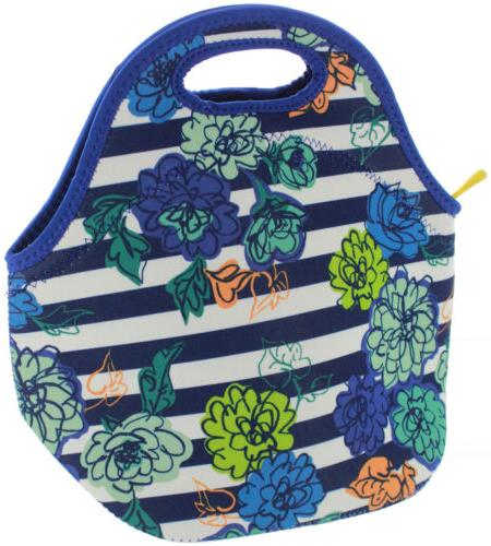 Built NY Gourmet Insulated Lunch Tote - Blue