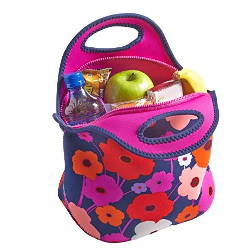Insulated Lunch Tote - Lush
