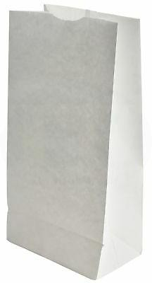 Grocery/Lunch Bag, Kraft Paper, 8 lb Capacity,