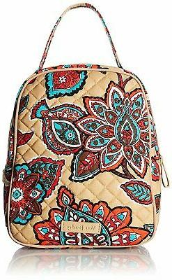 Vera Bradley Iconic Lunch Bunch, Signature Cotton