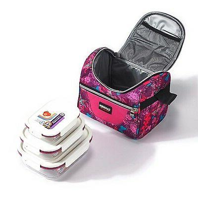Insulated Bag Sanne Adult Box Work /Kids