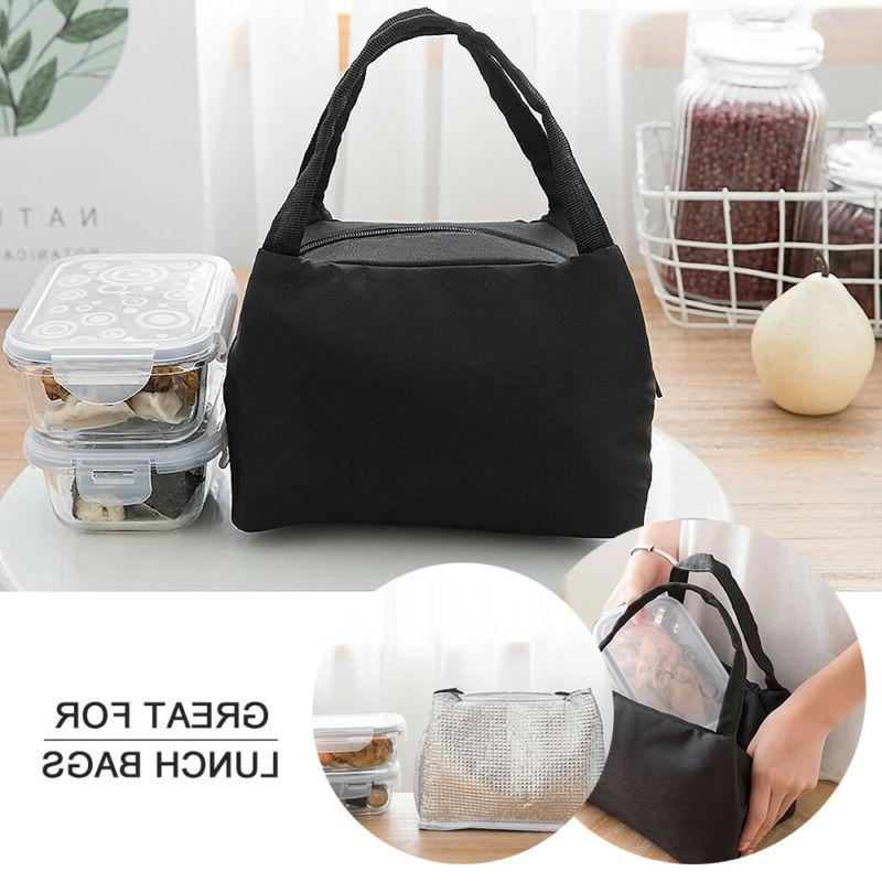 Insulated Small Lunch For Work Office School Men Women