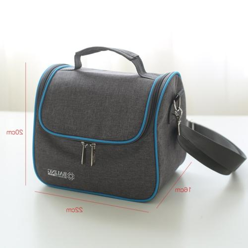 Insulated Bag,Adjustable 5.9W 7.87H