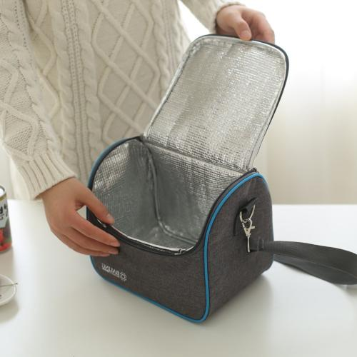 Insulated Bag,Adjustable 8.66L 5.9W