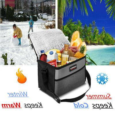 Insulated Lunch Cooler for Men Women Waterproof