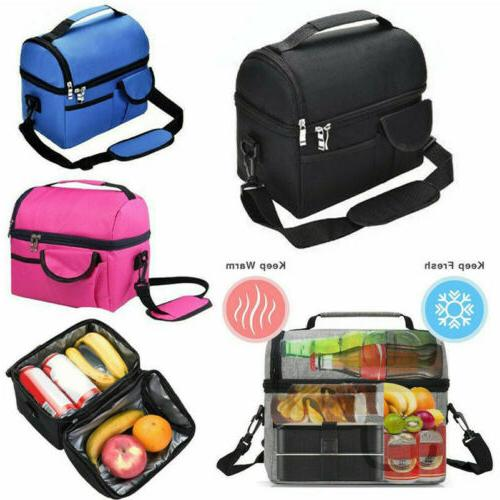 Insulated Lunch for Women Cooler Cold Tote Food K