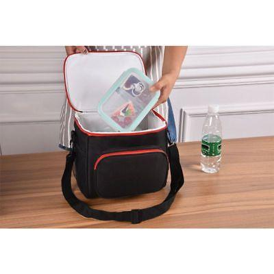 Insulated Lunch Bag Women Men Tote Food Lunch Box