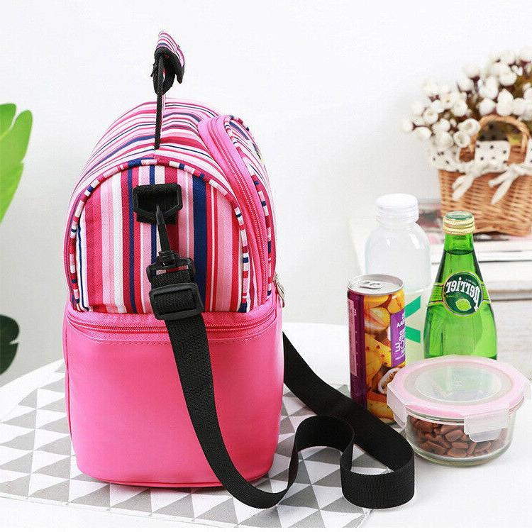 Insulated lunch capacity Lunch Bag