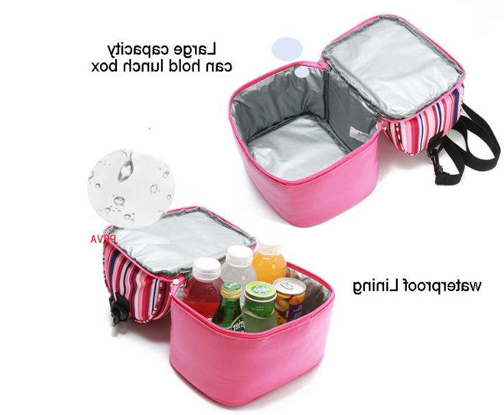 Insulated lunch capacity HighQuality Lunch Bag