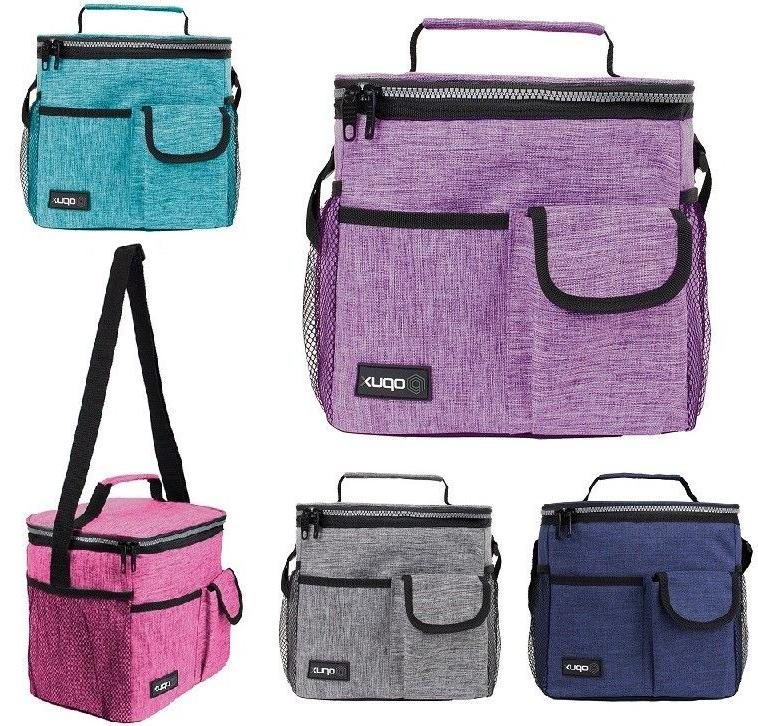 insulated lunch bag medium food cooler adult