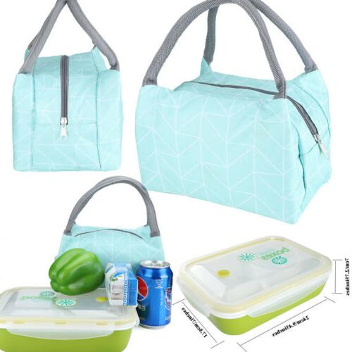 insulated lunch bag microwave bento lunch box