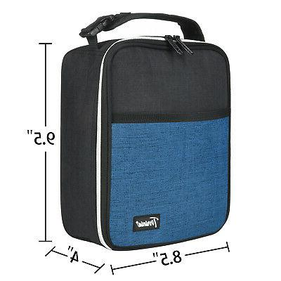Insulated Lunch Thermal Lunch Box Cooler for Men