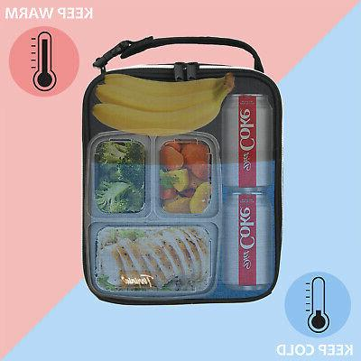 Insulated Bag Lunch Thermal Box Men