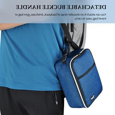 Insulated Bag Lunch Tote Thermal Lunch Box for Men