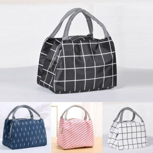 Insulated Bag Cooler Women Food Bags