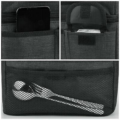 Insulated Totes Cooler Container Leakproof