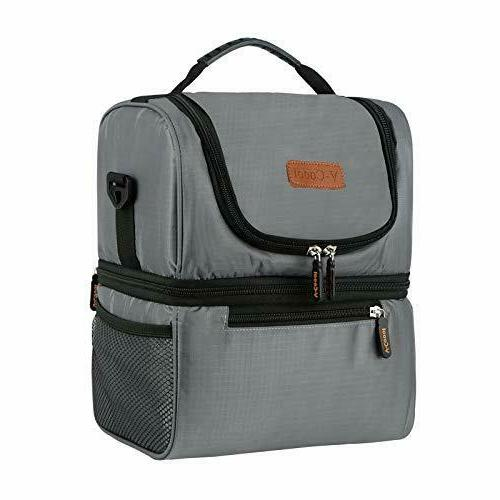 Insulated bag: Waterproof Large Double Tote