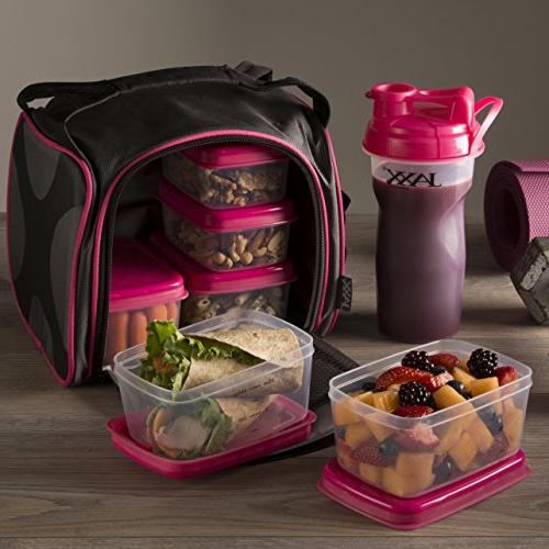 Jaxx Portion Control Containers
