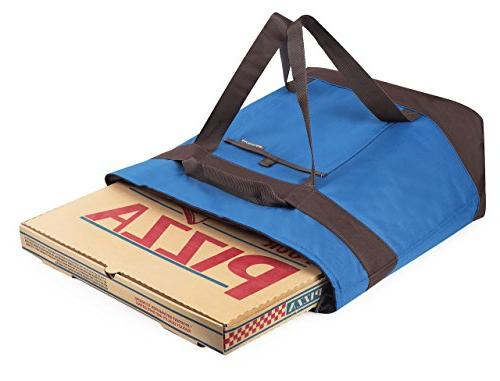 Rachael Thermal Bag Grocery /Entertaining, Transport Hot Cold Blue